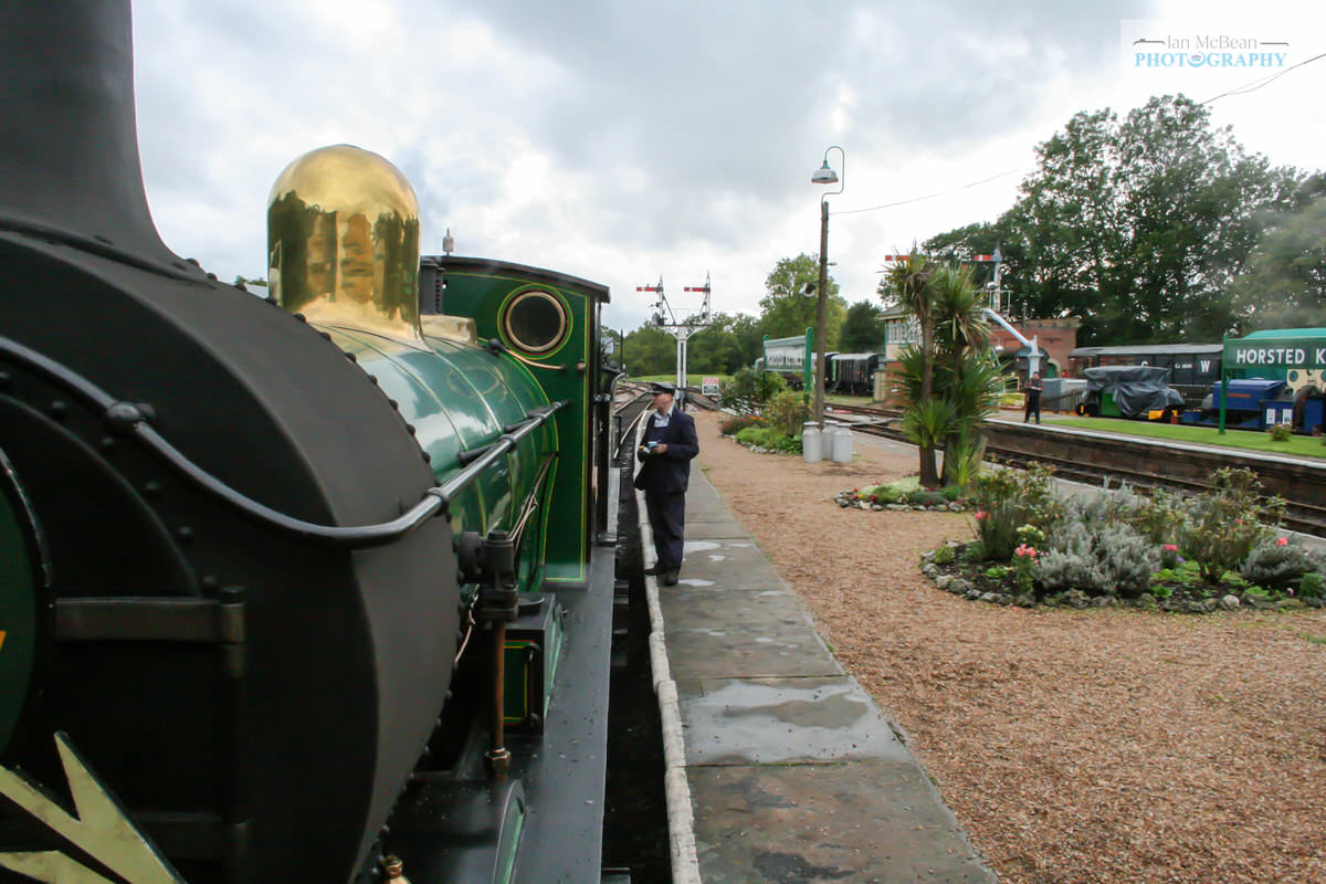 Bluebell Railway - Sheffield Park