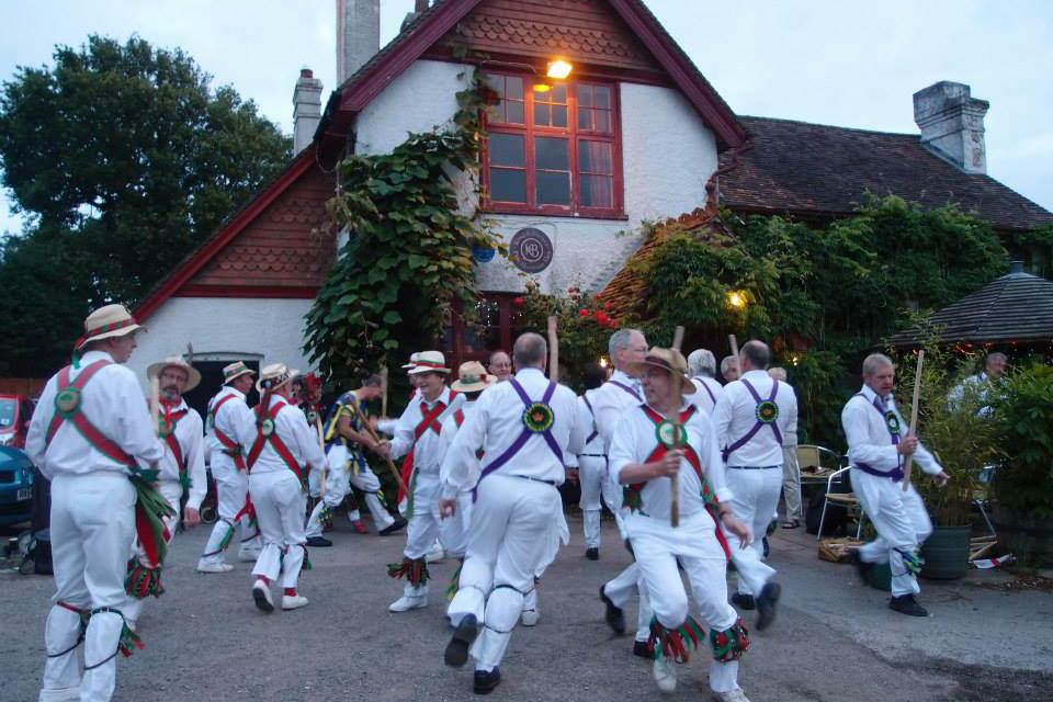 The White Horse Morris Men